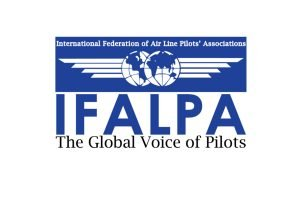 International Federation of Air Line Pilots Associations Logo